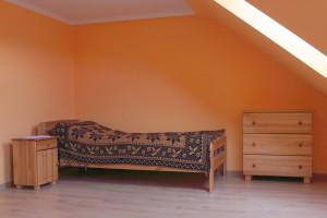 pokoj pomaranczowy
